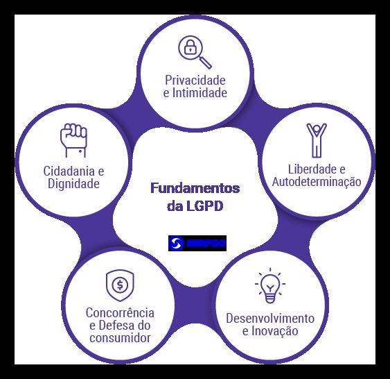 Fundamentos da Lei Geral de Proteção de Dados Pessoais