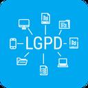 LGPD - ilustração remetendo à Lei Geral de Proteção de Dados Pessoais