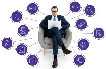 Tipos de dados pessoais, segundo a Lei Geral de Proteção de Dados Pessoais