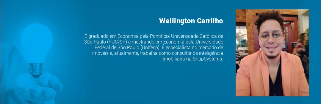 É graduado em Economia pela Pontifícia Universidade Católica de São Paulo (PUC/SP) e mestrando em Economia pela Universidade Federal de São Paulo (Unifesp). É especialista no mercado de imóveis e, atualmente, trabalha como consultor de inteligência imobiliária na SnapSystems.