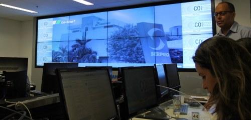 Treinamento foi realizado no Centro de Operações e Inteligência da Secretaria de Segurança Pública da Bahia