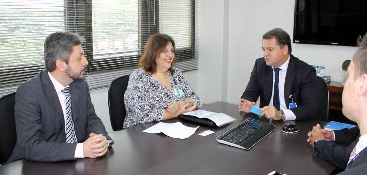 Assinatura contrato Serpro e Boa Vista SCPC
