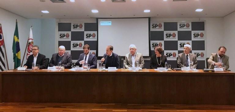 Evento foi realizado na Prefeitura de São Paulo