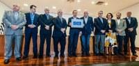 Glória Guimarães participa do lançamento do Empreenda Fácil em São Paulo