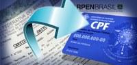 Integração do CPF com o registro civil amplia a segurança jurídica