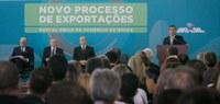 Governo Federal lança novo processo de exportações
