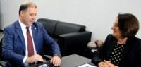 Novo presidente da Dataprev visita o Serpro