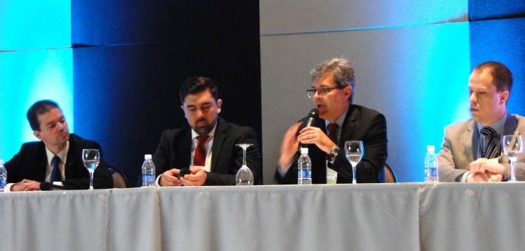 Governança, Negócios Digitais, Tecnologia e Inovação foram os temas da mesa de abertura do evento