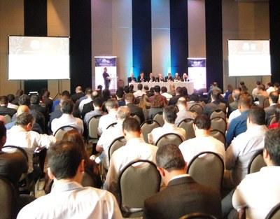 Primeiro painel da Expo TIC Brasília 2017