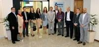 Representantes da Firjan visitam o Serpro