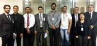 Representantes do STF conhecem o Centro de Dados do Serpro