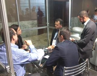 Reunião com a CTTU