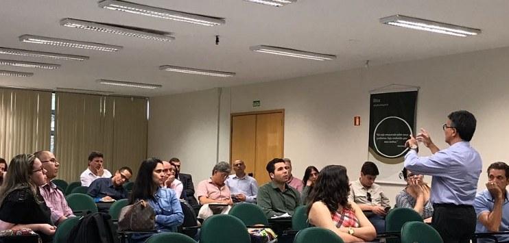 Evento foi realizado na sede da Companhia Nacional de Abastecimento (Conab), em Brasília