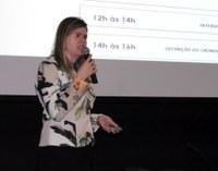 Rosilene Souza, representante da STN