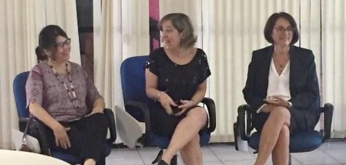 Encontro foi realizado em Brasília