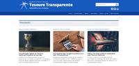 Tesouro Nacional lança novo portal de transparência