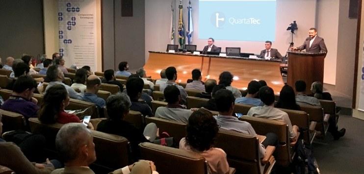 QuartaTec - segunda palestra