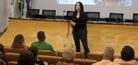 Érica Paes traz dicas práticas sobre autodefesa feminina
