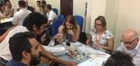 Oficina Confiança Criativa incentiva a inovação na área de saúde