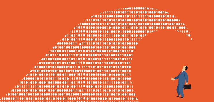 mar de dados