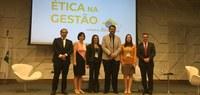 Serpro conquista prêmio no XIX Seminário Ética na Gestão