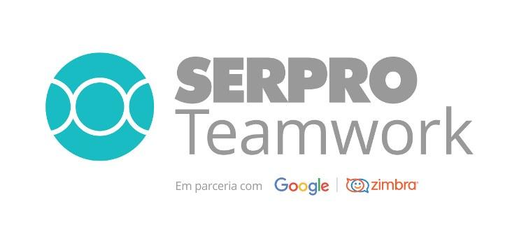 Logomarca da solução Serpro TeamWork