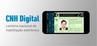 Emissão do documento CNH Digital tem aumento de 85% em apenas um mês