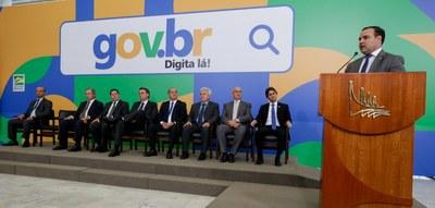 Governo lança o Portal Gov.br