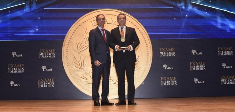 Prêmio Melhores e Maiores Exame 2019