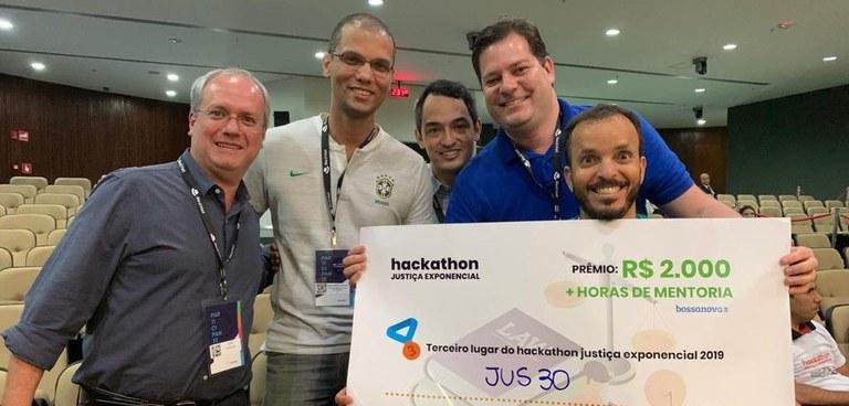 Serpro ganha terceiro lugar em hackathon promovido pelo Judiciário