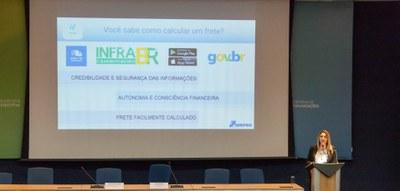 Serpro participa do Fórum Permanente para o Transporte Rodoviário de Cargas