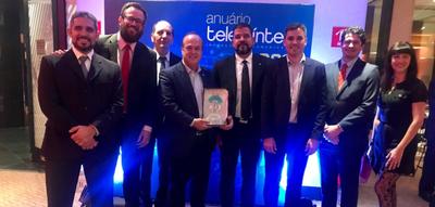 Serpro recebe prêmio do anuário Tele.Síntese por desenvolver a Carteira Digital de Trânsito