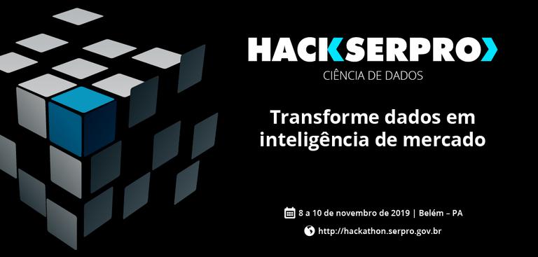 Hackathon Serpro Belém