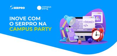 Campus Party Digital Edition acontece nesta semana. Inscreva-se agora!