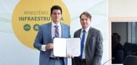 Serpro assina contrato unificado com Ministério da Infraestrutura