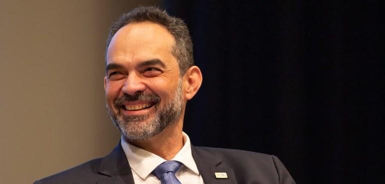 Secretário-executivo da Controladoria-Geral da União, José Marcelo Castro de Carvalho