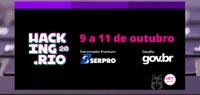 Serpro patrocina Hacking.Rio, maior hackathon da América Latina