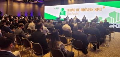 Ministério da Economia realiza Feirão de Imóveis SPU+ em São Paulo