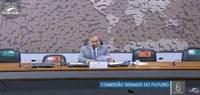Serpro participa de audiência na Comissão Senado do Futuro