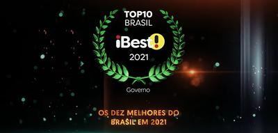Soluções desenvolvidas pelo Serpro são Top 10 no prêmio iBest 2021
