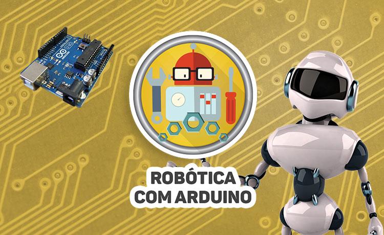 Oficina de Robótica com Arduíno
